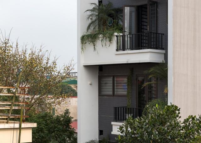 Ngôi nhà với mặt tiền so le đón nắng lạ mắt của cặp vợ chồng ở Bắc Ninh - 4