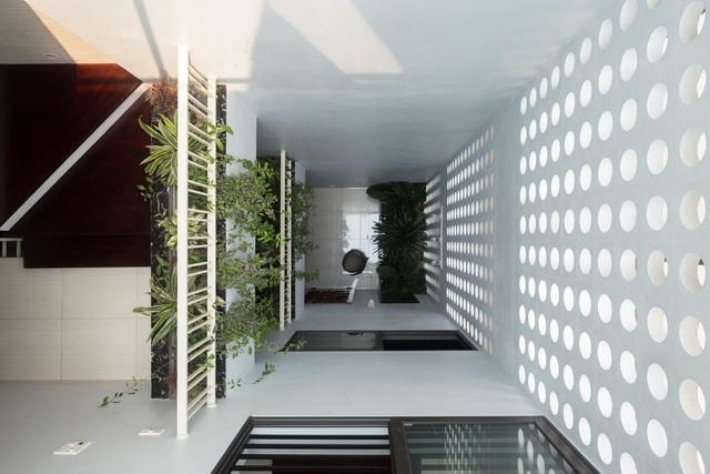 Ngôi nhà với mặt tiền so le đón nắng lạ mắt của cặp vợ chồng ở Bắc Ninh - 6