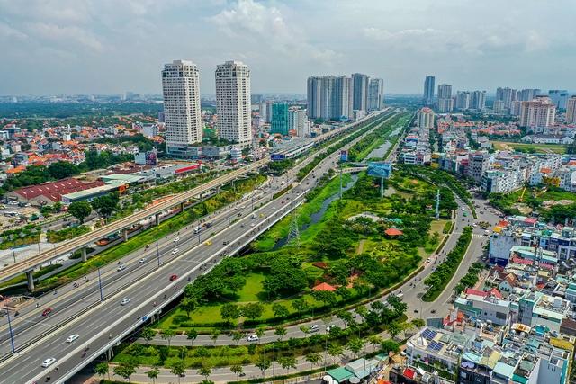 TP.HCM thành lập Ban chỉ đạo xây dựng khu đô thị phía Đông - 1