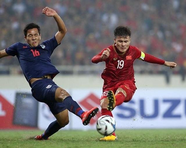 Quang Hải và Hùng Dũng đua tranh danh hiệu Quả bóng vàng Việt Nam 2019 - 1