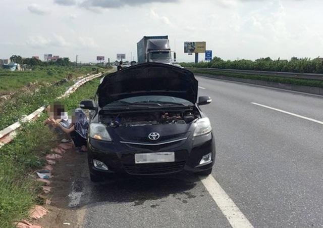 Hà Nội vào mùa nắng nóng, xử lý như thế nào khi xe ôtô báo quá nhiệt - 1