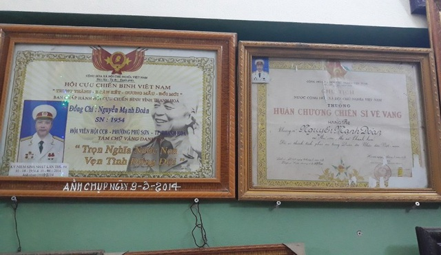 Thanh Hoá: Một cựu binh tự nguyện không nhận tiền từ gói 62.000 tỷ đồng - 3
