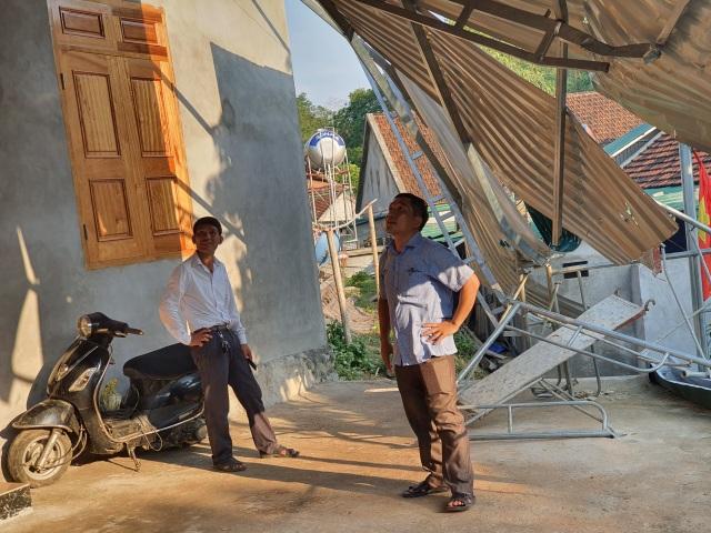 Cận cảnh trận lốc xoáy càn quét bản làng xứ Nghệ - 4