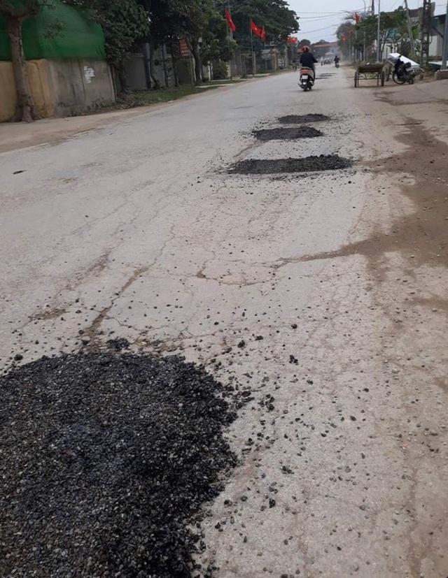 Nghệ An: Quốc lộ xuống cấp thê thảm, rình rập tính mạng người dân - 3