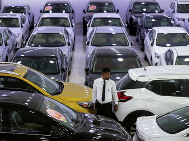 Thị trường ô tô Ấn Độ về mo vì Covid-19 - 1