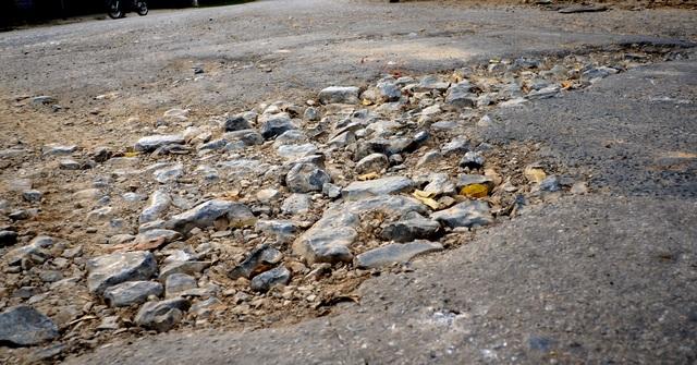 Nghệ An: Quốc lộ xuống cấp thê thảm, rình rập tính mạng người dân - 5