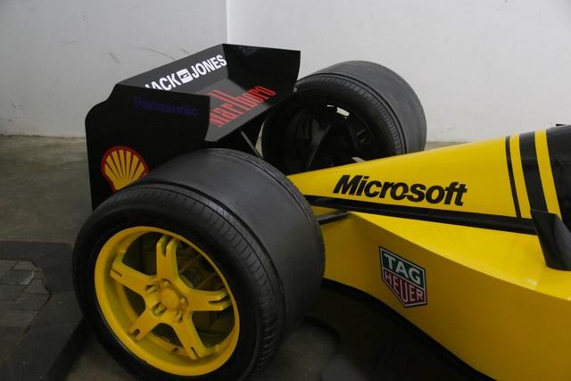 Hụt xem giải F1 tại Hà Nội, fan bỏ 50 triệu làm xe đua mô hình - 3