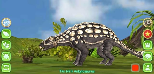 Ứng dụng giúp khám phá các loài khủng long theo phong cách 3D độc đáo - 2