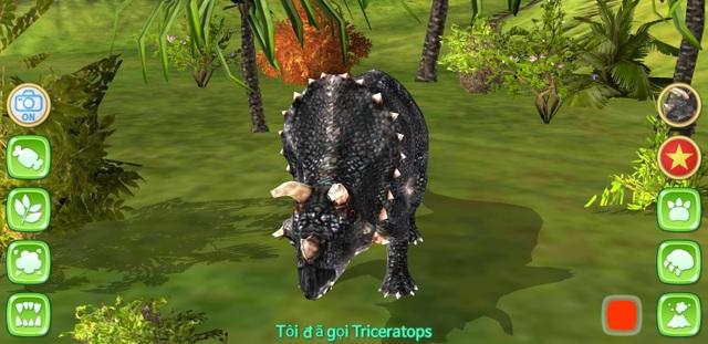 Ứng dụng giúp khám phá các loài khủng long theo phong cách 3D độc đáo - 4