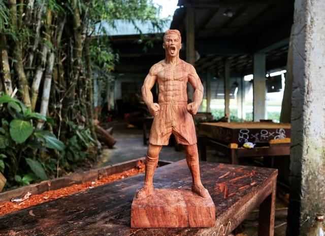 """Siêu nhân sinh ra từ gỗ: Khối """"vàng ròng"""" của 9x Quảng Nam - 10"""
