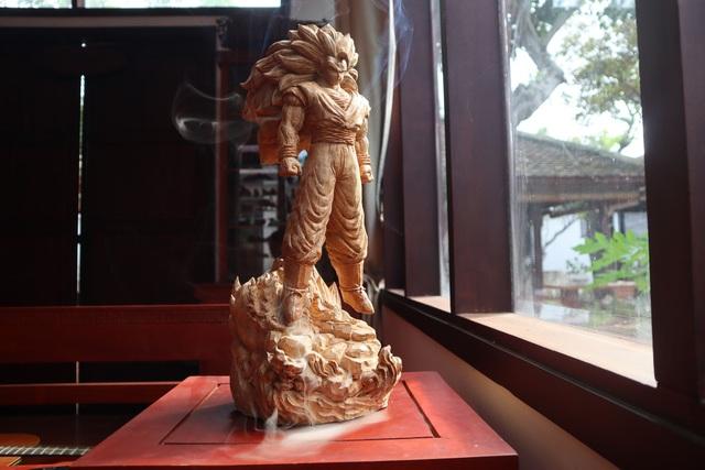 """Siêu nhân sinh ra từ gỗ: Khối """"vàng ròng"""" của 9x Quảng Nam - 12"""