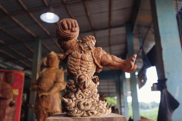"""Siêu nhân sinh ra từ gỗ: Khối """"vàng ròng"""" của 9x Quảng Nam - 6"""