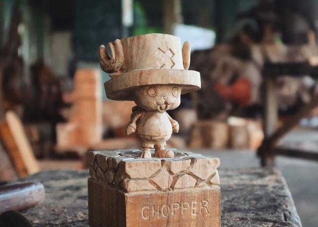 """Siêu nhân sinh ra từ gỗ: Khối """"vàng ròng"""" của 9x Quảng Nam - 5"""
