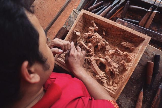 """Siêu nhân sinh ra từ gỗ: Khối """"vàng ròng"""" của 9x Quảng Nam - 15"""