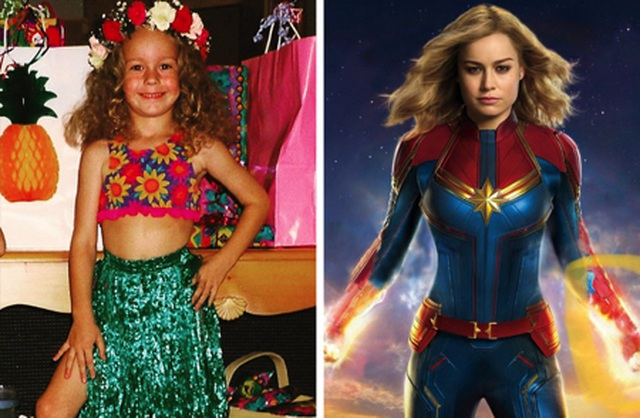 Bất ngờ với hình ảnh tuổi thơ cực đáng yêu của những siêu anh hùng - 2