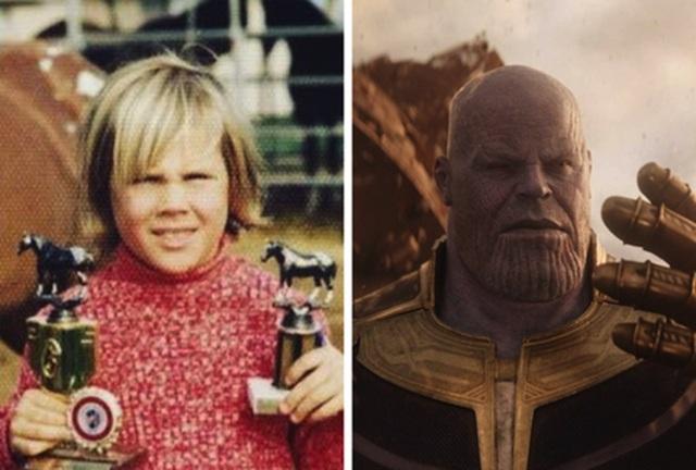 Bất ngờ với hình ảnh tuổi thơ cực đáng yêu của những siêu anh hùng - 3
