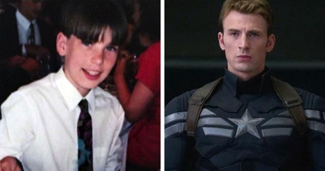 Bất ngờ với hình ảnh tuổi thơ cực đáng yêu của những siêu anh hùng - 8