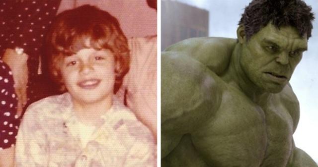 Bất ngờ với hình ảnh tuổi thơ cực đáng yêu của những siêu anh hùng - 10