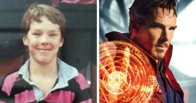 Bất ngờ với hình ảnh tuổi thơ cực đáng yêu của những siêu anh hùng - 11