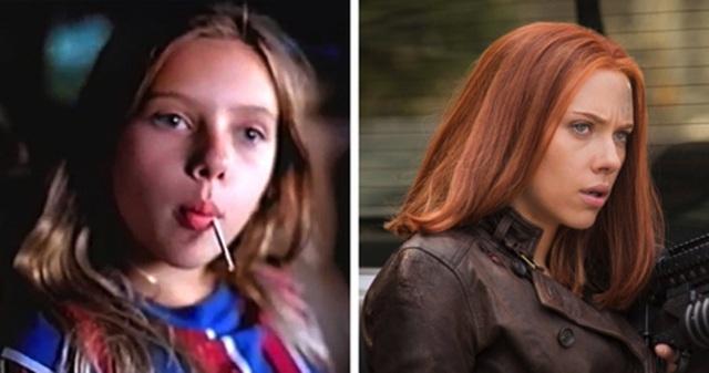 Bất ngờ với hình ảnh tuổi thơ cực đáng yêu của những siêu anh hùng - 12