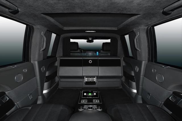 Nhà độ Klassen biến Range Rover SVAutobiography thành pháo đài di động - 4