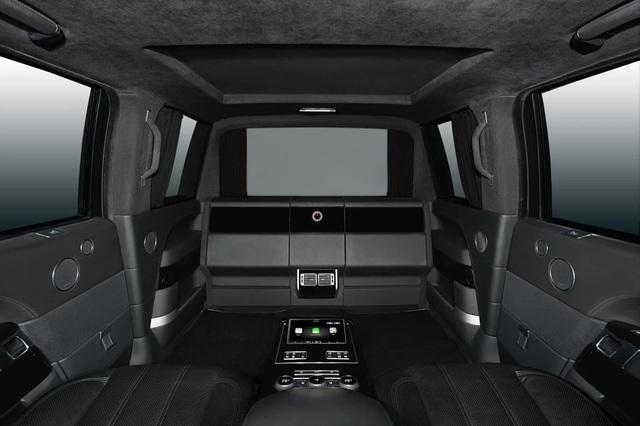 Nhà độ Klassen biến Range Rover SVAutobiography thành pháo đài di động - 5