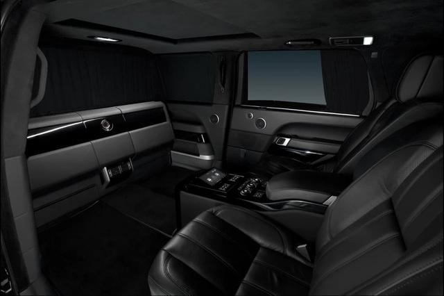 Nhà độ Klassen biến Range Rover SVAutobiography thành pháo đài di động - 15