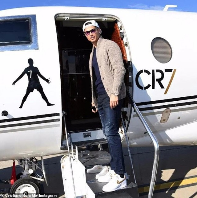 C.Ronaldo chưa thể trở lại Italia vì lệnh cấm bay ở Tây Ban Nha - 2