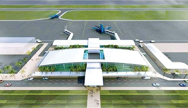 Lào Cai: Gần 4.200 tỷ đồng xây sân bay theo hợp đồng BOT - 1