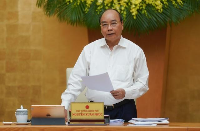Thủ tướng: Chủ tịch các tỉnh chịu trách nhiệm toàn diện về an toàn kỳ thi - 1