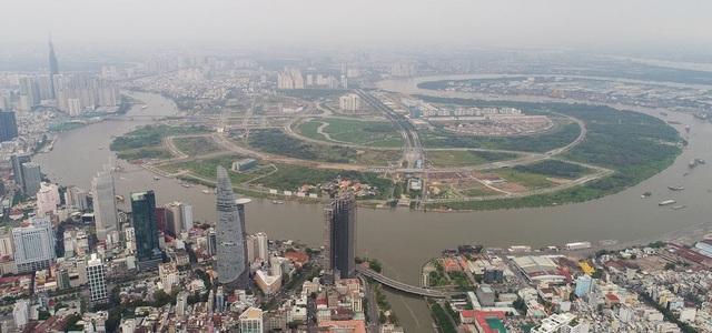 TPHCM: Rà soát quy hoạch để thành lập thành phố phía Đông - 1