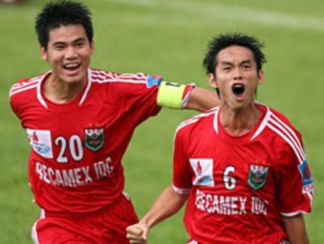 """Tiền vệ Vũ Phong: """"Đứa con của thần gió"""" và bàn thắng định mệnh - 2"""