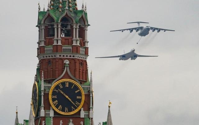 """Dàn máy bay """"khủng"""" sẽ bay qua bầu trời Nga mừng Ngày Chiến thắng - 3"""