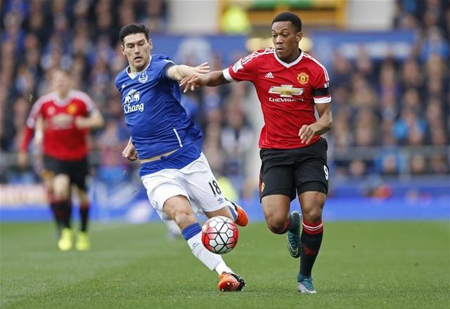 """Martial chứng tỏ xứng đáng với """"số 9"""" của Man Utd - 3"""