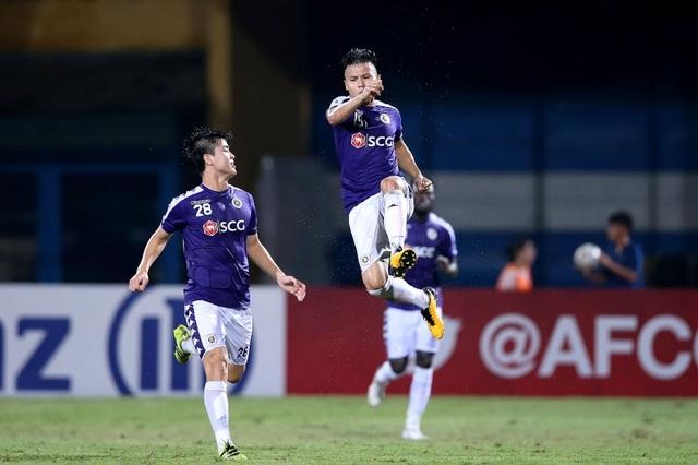 Quang Hải lọt top những cầu thủ kèo trái xuất sắc nhất AFC Cup - 1
