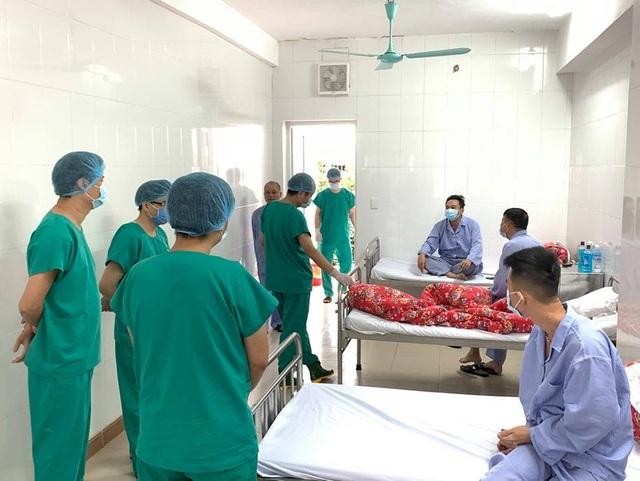 Đối phó với dịch Covid-19, thiết lập thêm bệnh viện dã chiến số 3 - 3