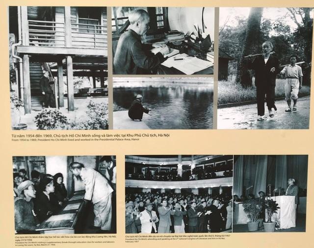 Trưng bày 250 bức ảnh tư liệu về cuộc đời - sự nghiệp Chủ tịch Hồ Chí Minh - 3