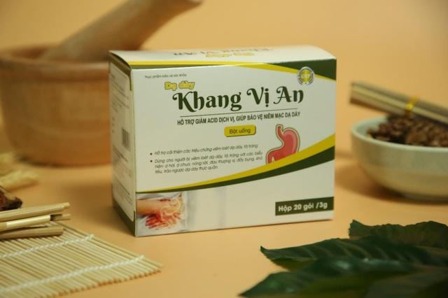 Khang Vị An - Hỗ trợ giảm nguy cơ biến chứng bệnh đau dạ dày - 4