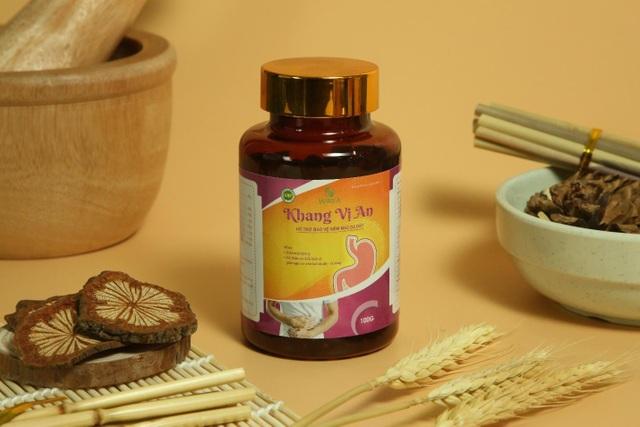 Khang Vị An - Hỗ trợ giảm nguy cơ biến chứng bệnh đau dạ dày - 5