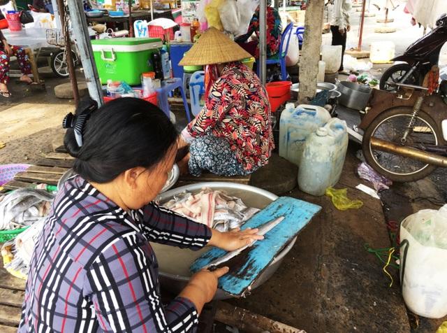 Nhộn nhịp chợ cá Phước Hải - Bà Rịa - 7