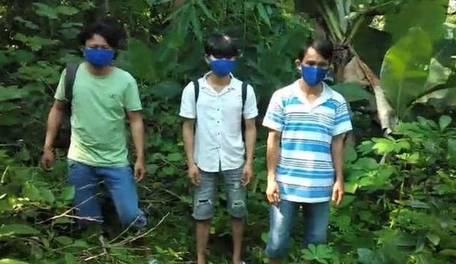 Cách ly 4 người vượt biên trái phép từ Lào về Việt Nam - 1