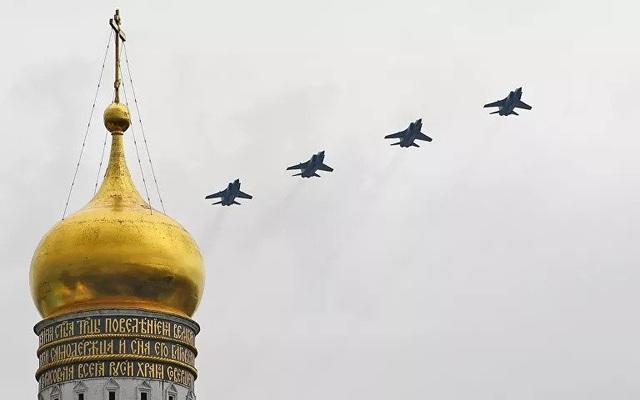 """Dàn máy bay """"khủng"""" sẽ bay qua bầu trời Nga mừng Ngày Chiến thắng - 2"""