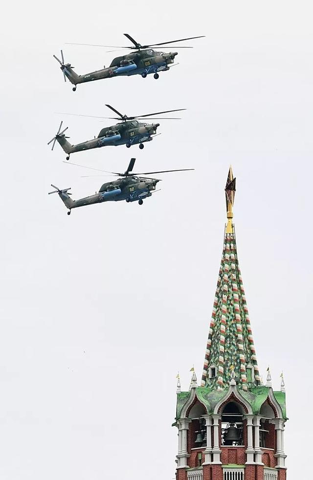 """Dàn máy bay """"khủng"""" sẽ bay qua bầu trời Nga mừng Ngày Chiến thắng - 4"""