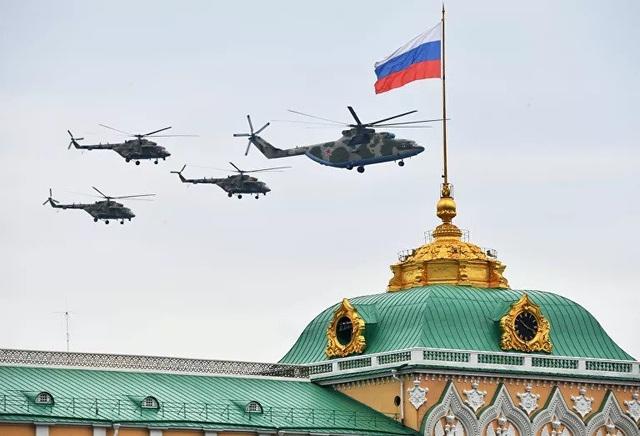 """Dàn máy bay """"khủng"""" sẽ bay qua bầu trời Nga mừng Ngày Chiến thắng - 5"""