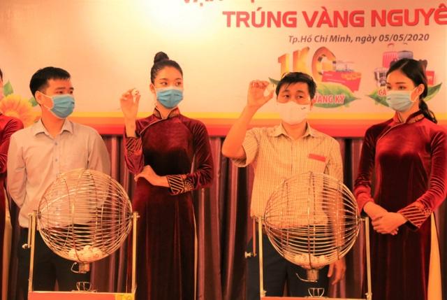 Gửi tiết kiệm HDBank, khách hàngtại Bình Thuậntrúng 1 ký vàng - 2
