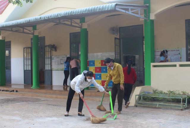 Đắk Nông: Lao động ngành giáo dục nóng lòng chờ gói hỗ trợ 62.000 tỷ đồng - 1