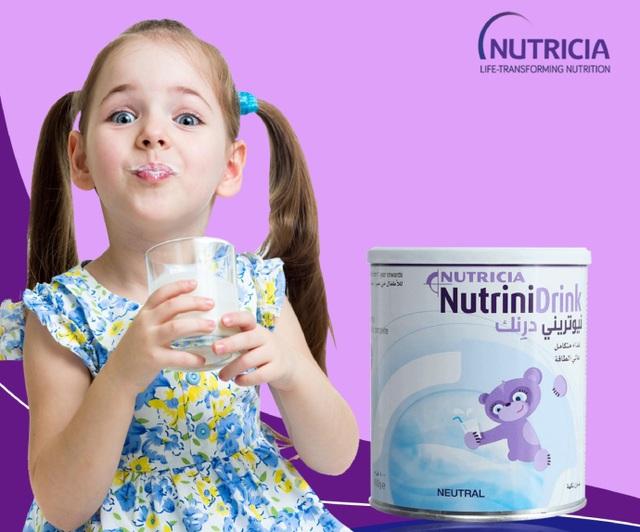NutriniDrink - Giải pháp dinh dưỡng mới cho trẻ biếng ăn, thấp còi - 2