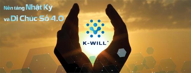 Lần đầu tiên ra mắt K-Will - nền tảng Nhật ký và Di chúc số 4.0 - 1