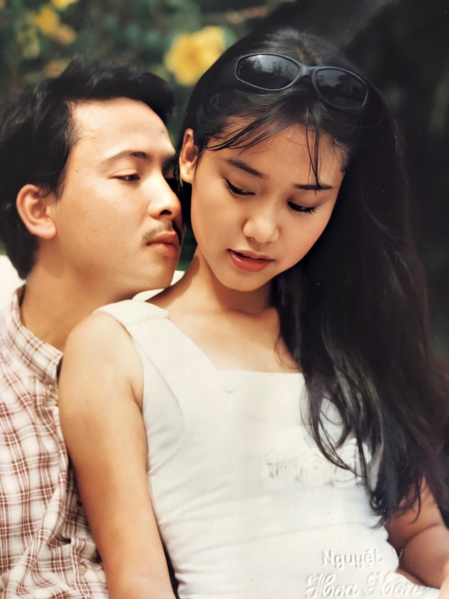 Loạt ảnh tuổi 20 chưa từng công bố của diễn viên Hồng Ánh - 12