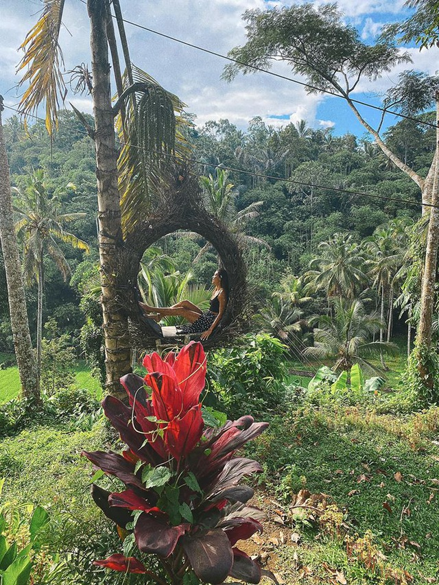 """Mắc kẹt tại Bali vì Covid-19, Minh Tú trải nghiệm """"Tết im lặng"""" độc lạ - 7"""